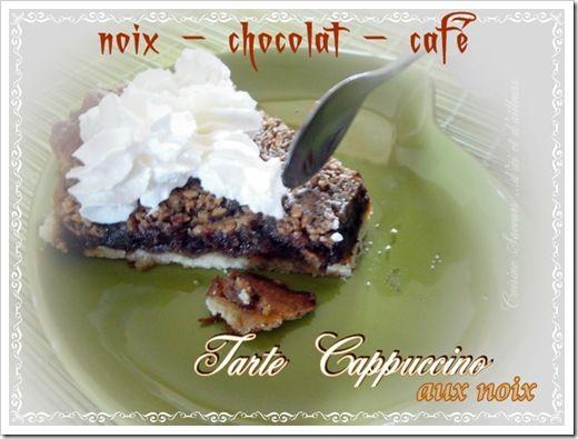 tarte Cappuccino