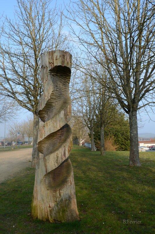 21140 Semur-en-Auxois - Allée du cours