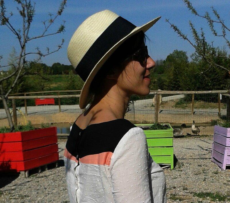 blouse empiecements 7