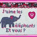 Echange ATC Chez Miou Marie de Clessé pour Mimi Lettre Q