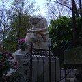 Tombe de Frédéric Chopin