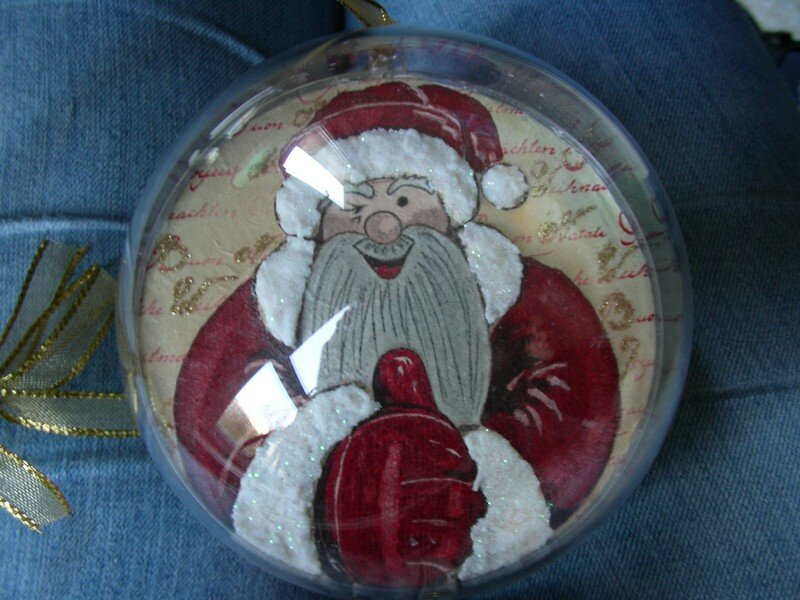 Boule Noel 7
