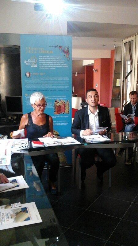 photo conférence de presse JECJ-Lorraine 2015 - 21