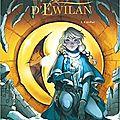 La quête d'ewilan, tome 5 (bande-dessinée)