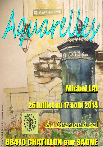 affiche Chatillon 2014