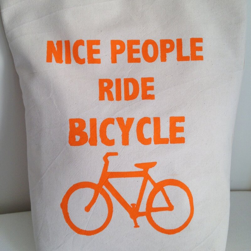 Nice people ride bicycle 3