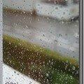 pluie en été