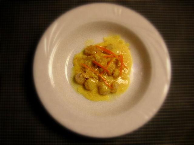 Noix de saint jacques l 39 orange petits repas tres sympa une cuisine facile pour tous les jours - Repas de tous les jours ...