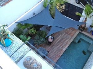 mini piscine mini jardin la jument verte. Black Bedroom Furniture Sets. Home Design Ideas
