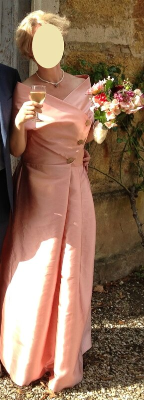 Robe Mariage Fontaines 2
