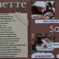 Les pages de Fanette