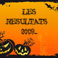 0 Rsultat du Concours Halloween 2009