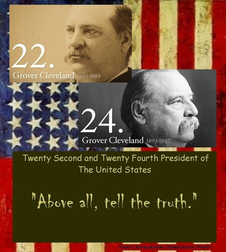 Grover Cleveland Quotes: Loyalty To The Principles Upon Which Our By Grover