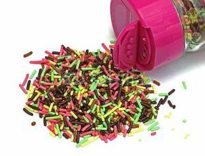 vermicelle coloré en sucre