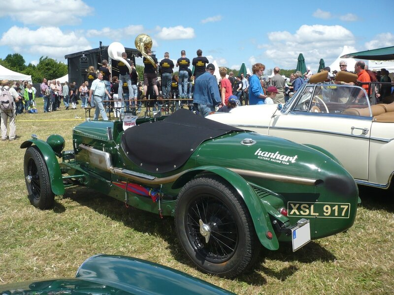 RILEY 2 Seater Sports roadster 1936 Eutingen (2)