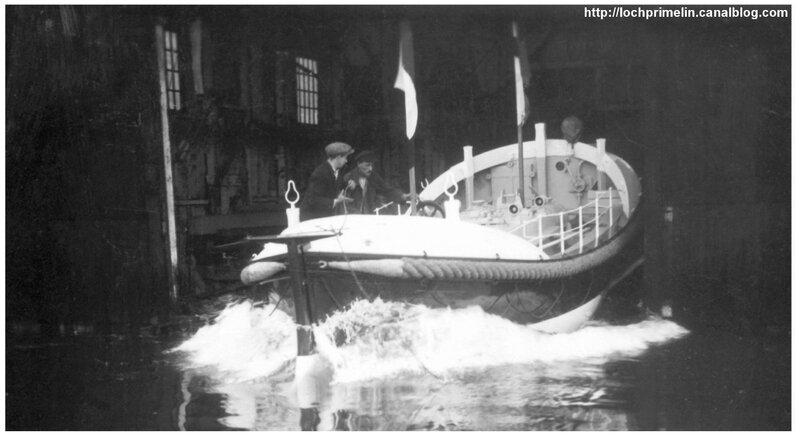 CH11 - Lancement du bateau de sauvetage CV de Kerros à Fécamp au CNN 2