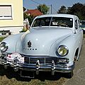 Frazer manhattan 4door sedan 1948