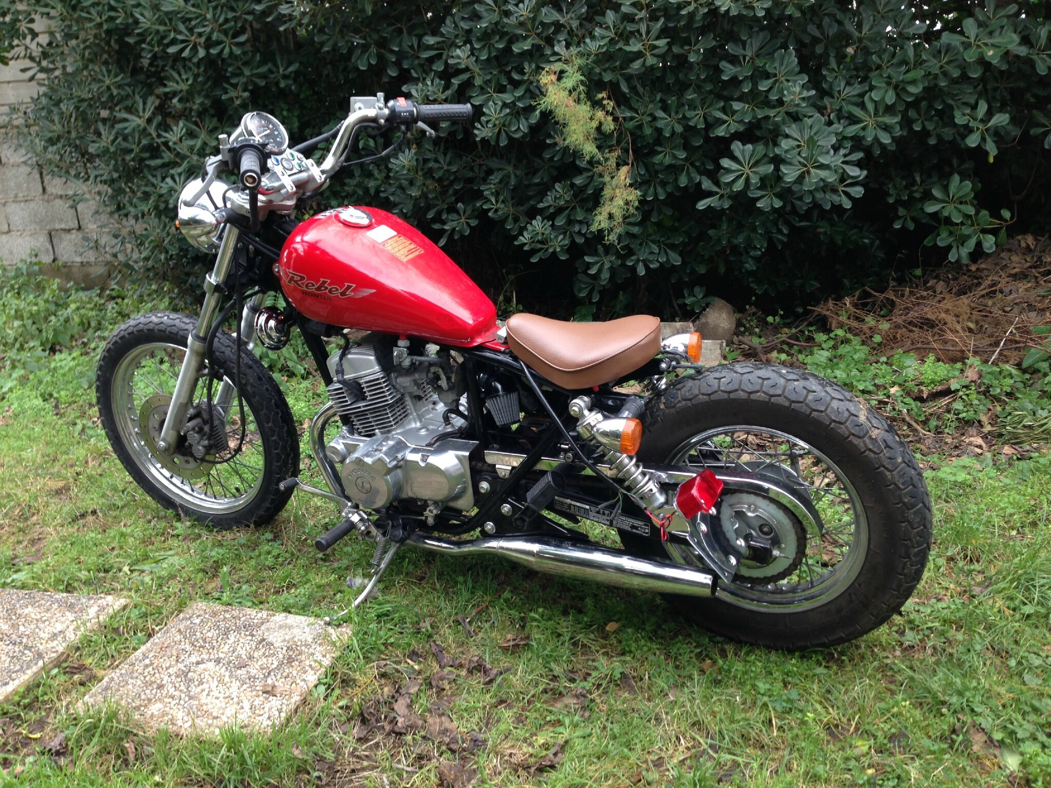 Honda Shadow 831983 500 Vt500c Sold Youtube 1984 1983 Bobber Rebel