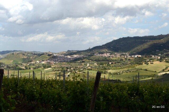 Agriturismo Gigliotto - Route vers Piazza Armerina - Sicile