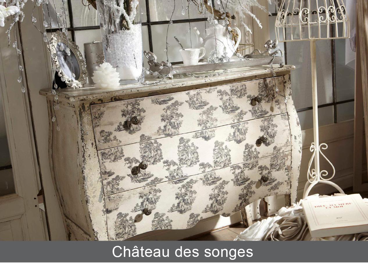 Retrouvez le charme de rééditions de meubles classiques de la ...