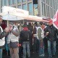 La grève à l'allemande... un art et une manière