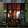 Barcelone, bar Beirut (Espagne)
