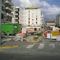 Place Tony Garnier à Alfortville : abandon des travaux