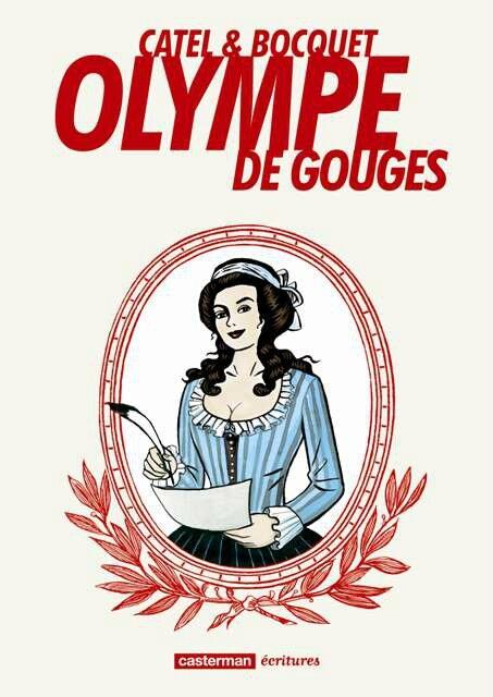Olympe de Gouges de Catel et Bocquet