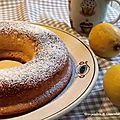 Mouskoutchou au citron