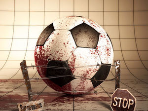 Football_Stop_violence