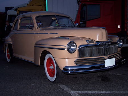 MERCURY Eight Coupe Sedan 1947 à 1948 1