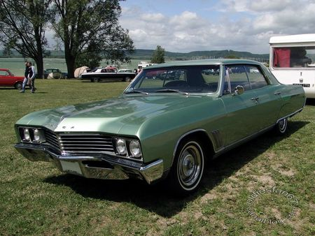buick skylark hardtop sedan 1967 retro meus auto madine 2011 1