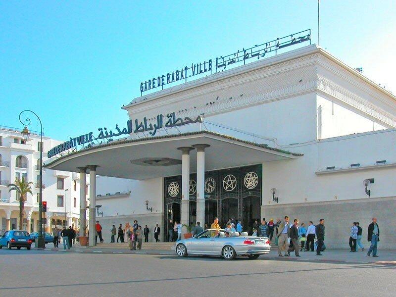 gare Rabat Ville