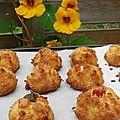 Dessert : rochers à la noix de coco façon portugaise (bolinhos de coco)