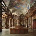 Ahmet Ertug, The Library of St. Florian Abbey, Austria, 2009