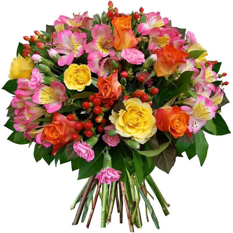 bouquet-rond-rose-alstroemeria-alstroemere-orange-rouge_13785