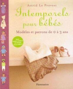 livre - Intemporels pour bébé