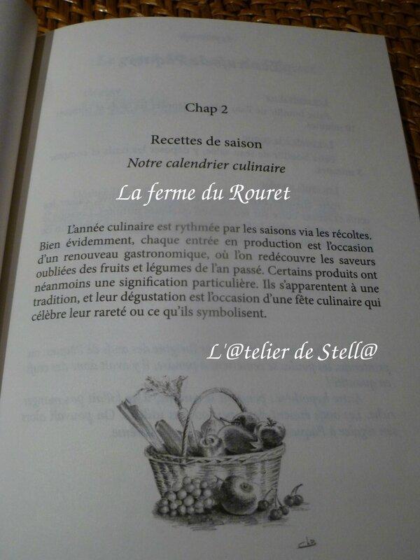 recette d'une ferme en provence 1