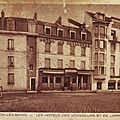 La gestapo à besançon à l'hôtel de lorraine, face à la gare viotte
