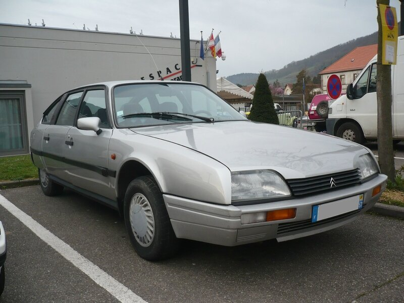 CITROËN CX 20 RE berline Châtenois (1)