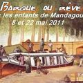 Spectacle enfants de Mandagout mai 2011
