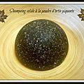 Premier test mycosmétik : shampoing solide anti-chute à la poudre d'ortie piquante + boue lavante à la poudre d'ortie.