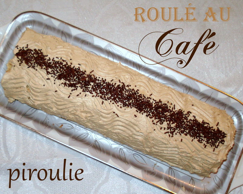 Gateau roule facile video