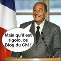 Chirac blog