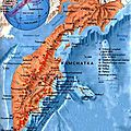 Trek sur la terre des origines au kamchatka