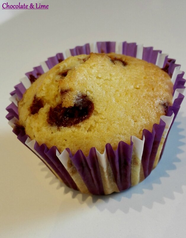 Muffins aux daims