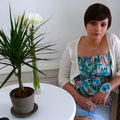 Virginie et son bustier aloha! city sweet