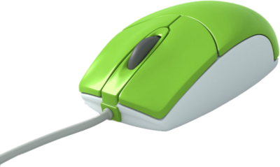 Green-Mouse-psd45849