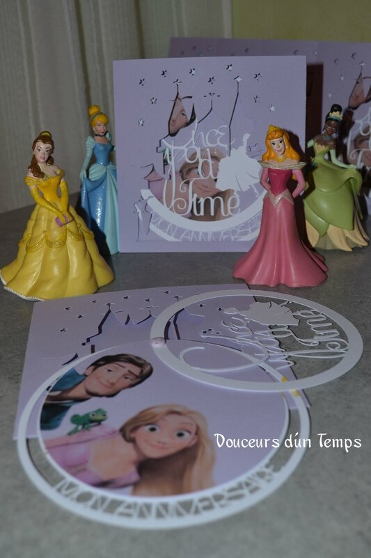 faire-part rond once upon a time5