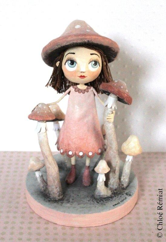 Miss champignon etsy 1